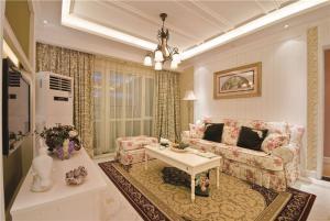 简易简欧客厅家具