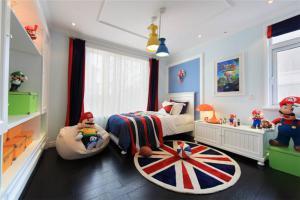 奢华欧式卧室装修图片