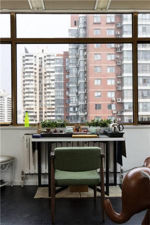 小阳台改书房效果图高清图
