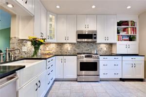 家庭厨房橱柜图片分享