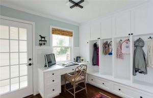 转角衣柜组合书桌