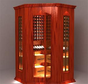 步入式家用红酒柜