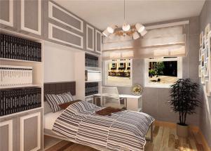 隐形床室内设计