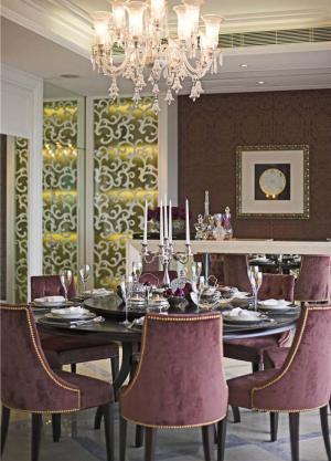 客厅餐桌椅装饰