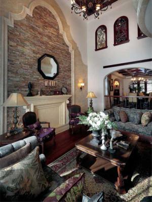 新古典美式客�d家具