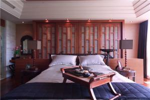 欧式奢华次卧室装修