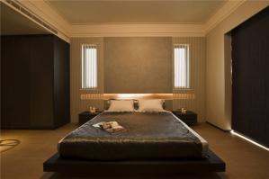 新古典日式卧室装修