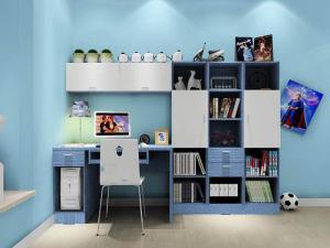 儿童房家具书柜