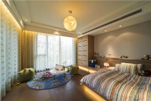 2017家庭卧室装修图片欣赏