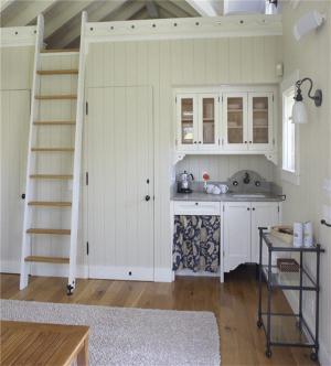 卧室隐形门装修效果图装修