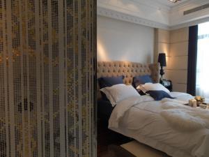 卧室地台床装修效果图装修