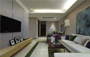 客厅电视墙效果图免费设计