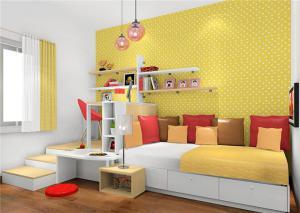榻榻米卧室设计维意设计