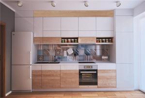 小户型家装样板方案