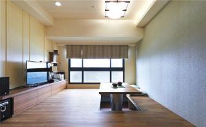 家装日式客厅榻榻米