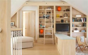 维意设计组合书柜