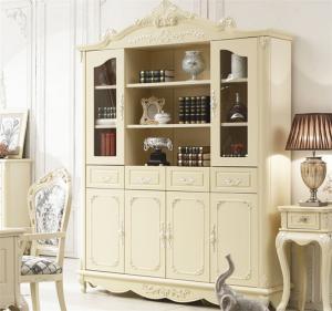 典雅浪漫欧式酒柜