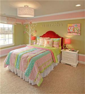双人儿童房1.5米双人床