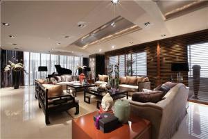 小清新客厅沙发