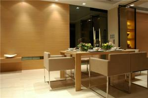 简易长方形餐桌