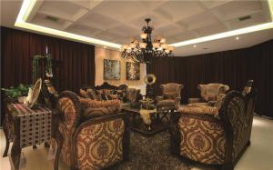 新古典小客厅茶几