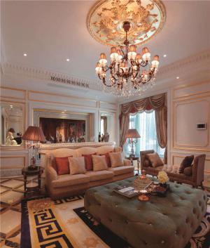 欧式沙发家具搭配