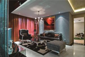 田园美式客厅家具