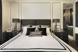 多功能日式卧室装修图片