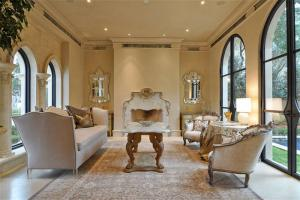 家居长方形客厅家具