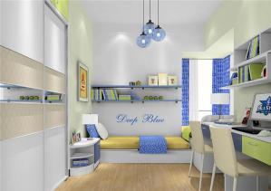 榻榻米卧室设计家具设计