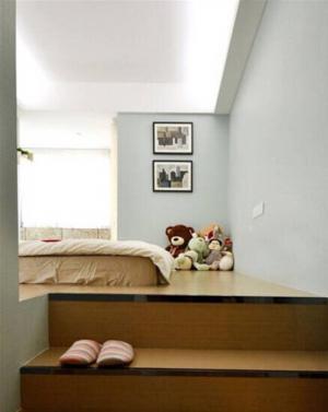 小户型阳台榻榻米改成成卧室