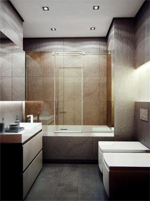 小户型复式装修洗手间设计