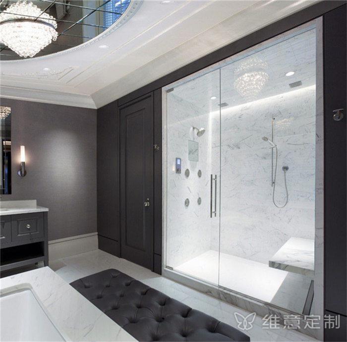 卫生间家装隐形门设计