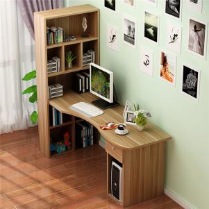 家用台式儿童转角书桌