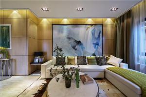 沙发装修电视背景墙