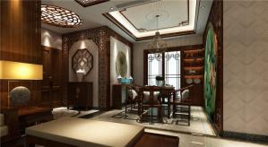 中式酒柜造型图片