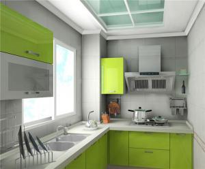 小厨房橱柜作品集