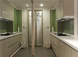 简易厨柜家具定制