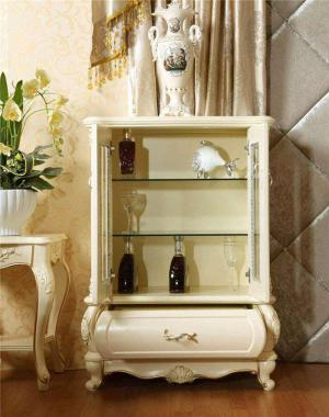 新古典欧式装饰柜