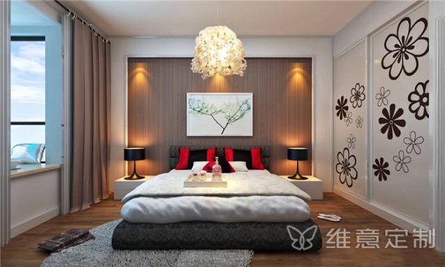 新中式衣柜设计