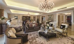新古典简欧沙发