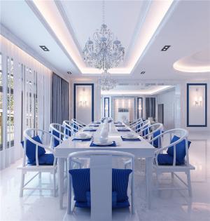 公寓白色餐桌
