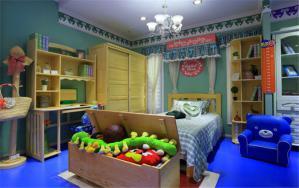 小户型大空间儿童房装修效