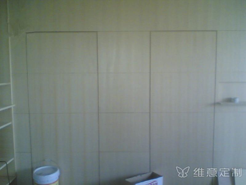 卫生间隐形门装修效果图装饰素材