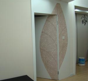 隐形门装修效果图大全设计
