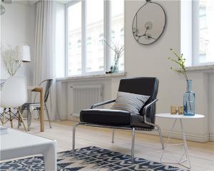 小户型装修实例家具定制图
