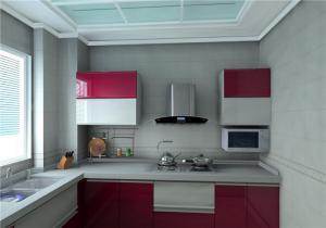 橱柜颜色搭配家具设计