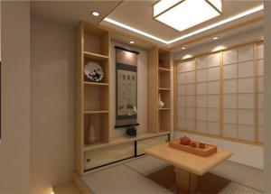 和室日本榻榻米设计
