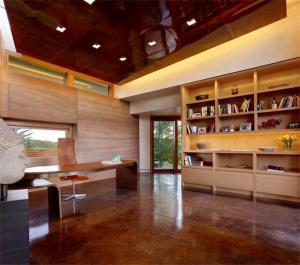 东南亚创意书柜