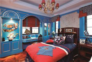公寓小户型飘窗设计